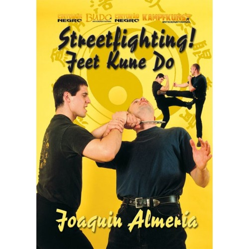DVD : Jeet Kune Do. Streetfighting