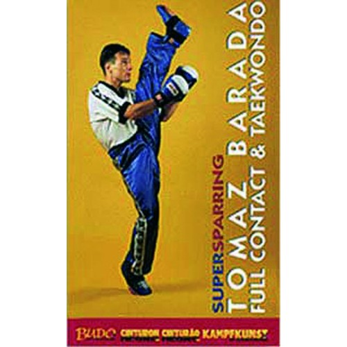 DVD : Full Contact & Taekwondo. Supersparring