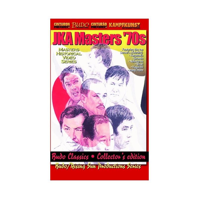 DVD : Karate Masters 70's