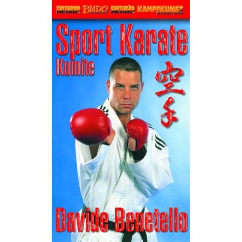 DVD : Sport Karate Kumite