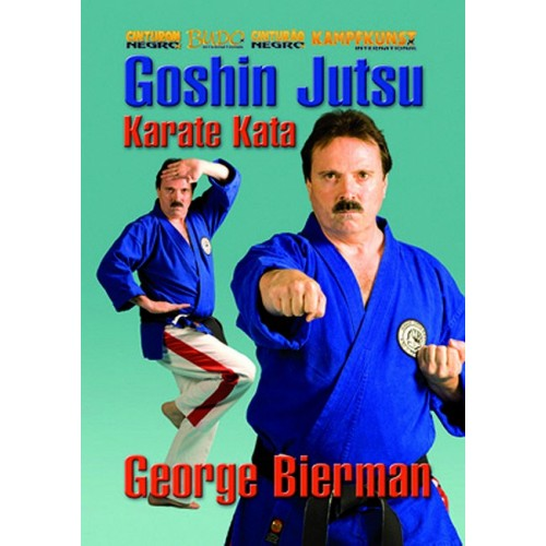 DVD : Goshin Jutsu. Karate Kata