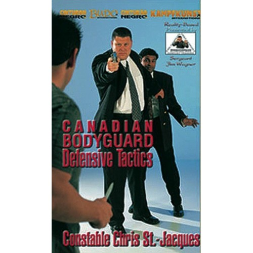 DVD : Canadian bodyguard defensive tactics