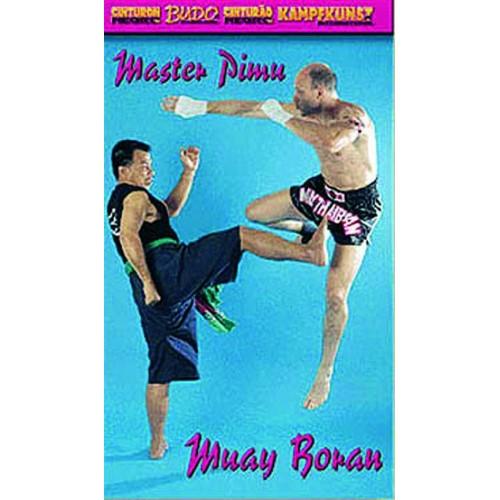 DVD : Muay Boran