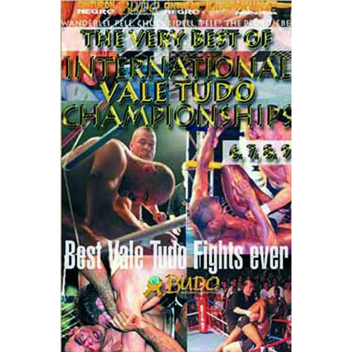 DVD : Very Best of International Vale Tudo Championships