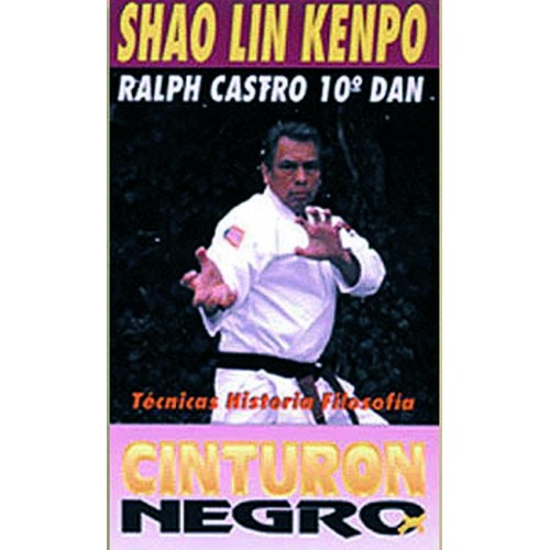 DVD : Shao Lin Kenpo