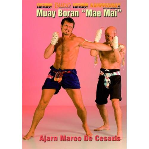 DVD : Muay Boran. Mae Mai