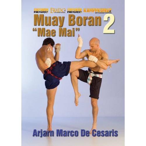 DVD : Muay Boran. Mae Mai 2