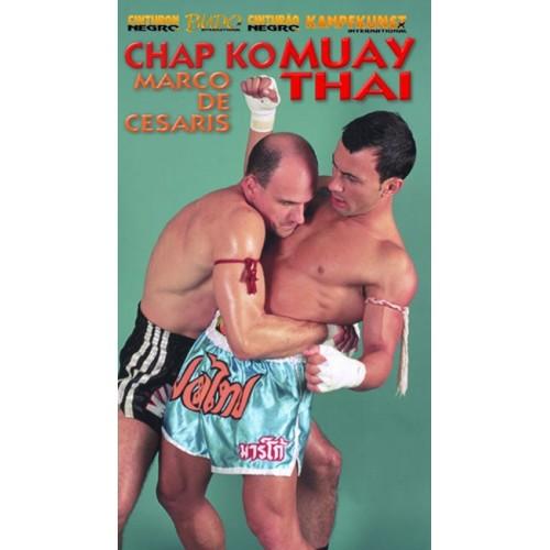 DVD : Chap Ko Muay Thai