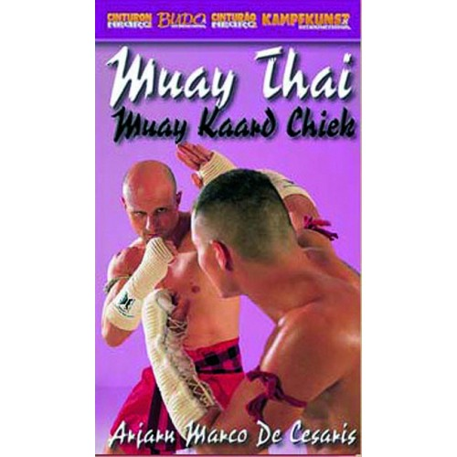 DVD : Muay Thai. Muay Kaard Chiek