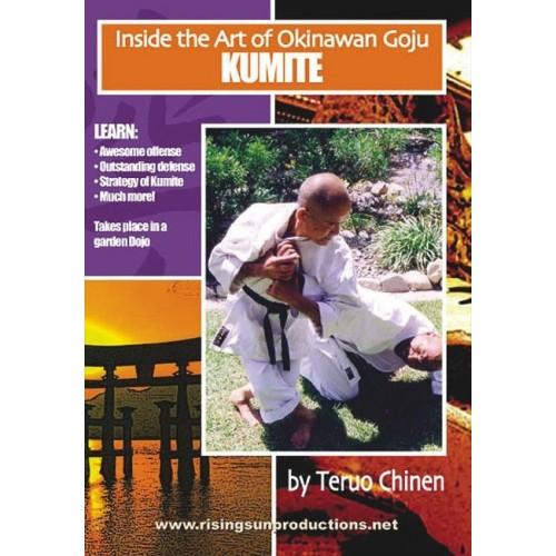 DVD : Goju Ryu Karate. Kumite