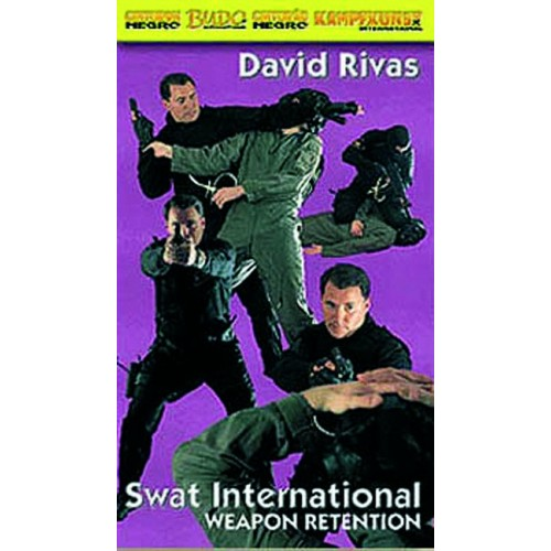DVD : SWAT International weapon retention