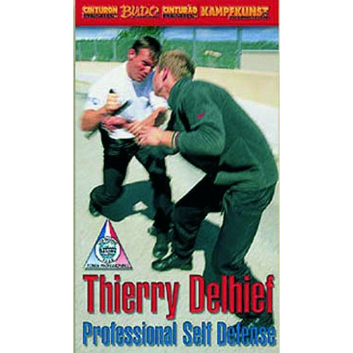 DVD : Professional Self Defense