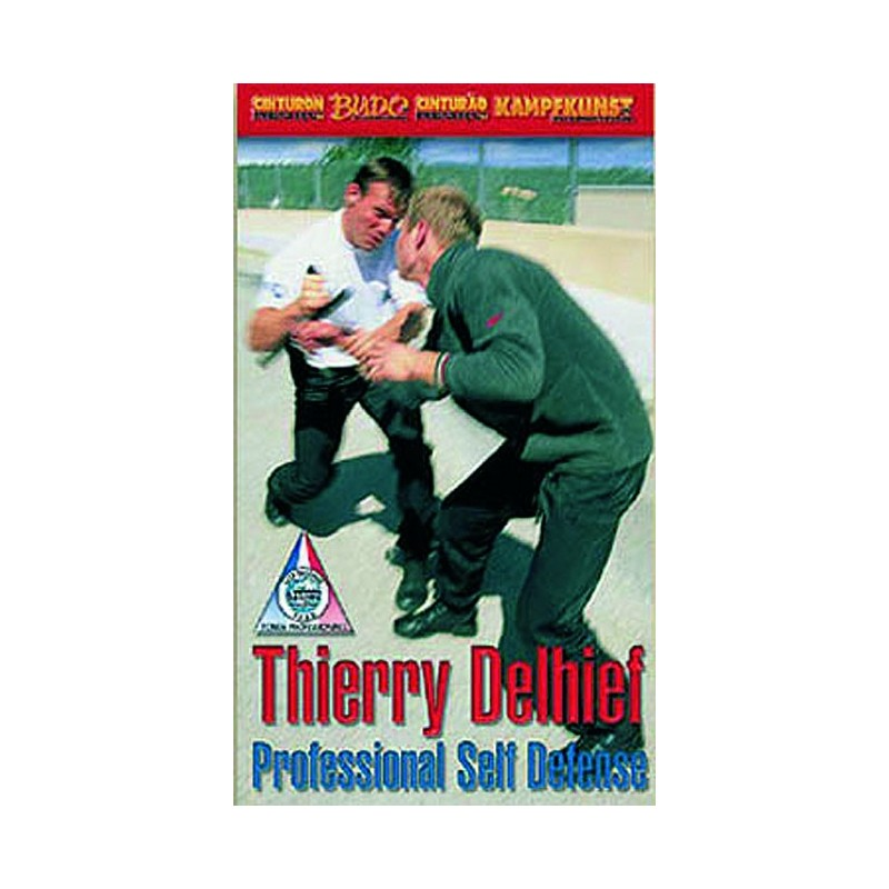 DVD : Professional Self Defense