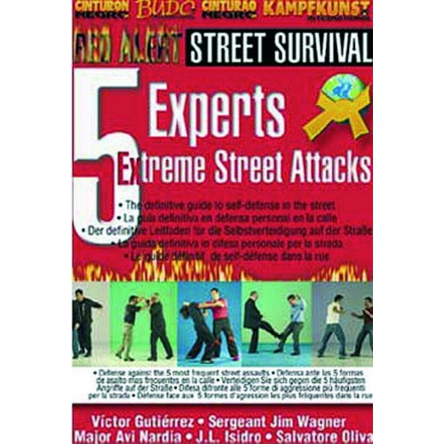 DVD : 5 Experts. Extreme street attacks