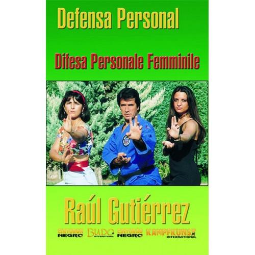 DVD : Defensa personal femenina