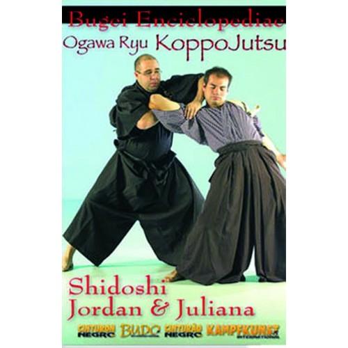 DVD : Ogawa Ryu Koppojutsu