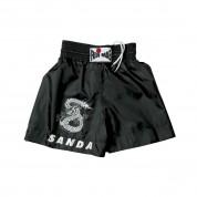 Shorts Sanda. Noir