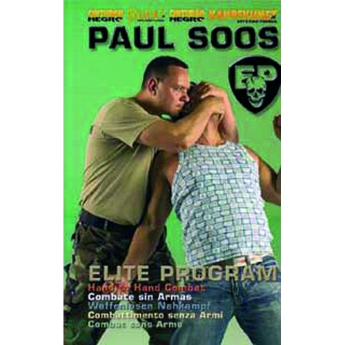 DVD : Elite program. Hand to hand combat
