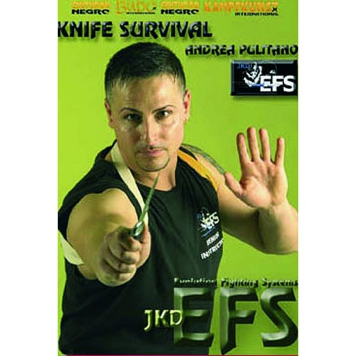 DVD : JKD Knife survival