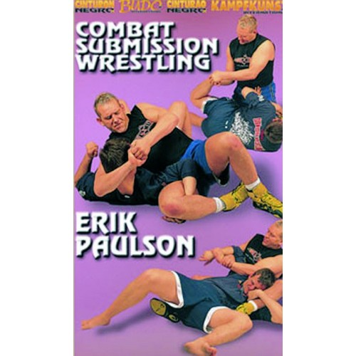 DVD : Combat Submission Wrestling 1