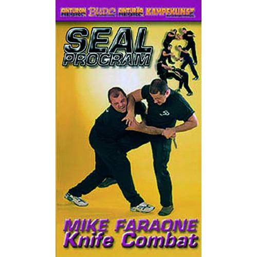 DVD : Seal Program. Knife combat