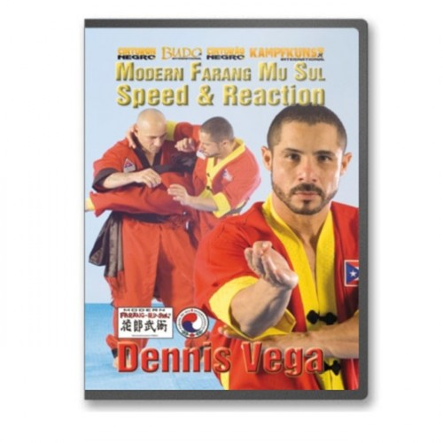 DVD : Modern Farang Mu Sul. Speed & Reaction