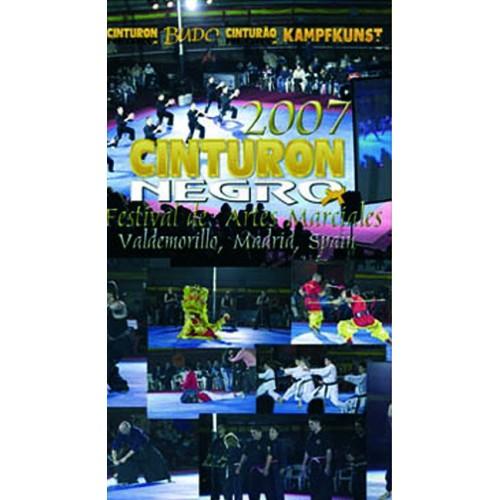 DVD : Budo Festival Cinturon Negro 2007