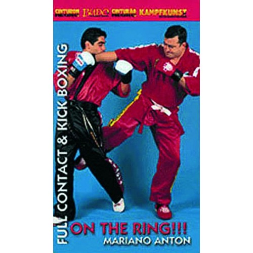 DVD : Full Contact Kick Boxing. On the ring!