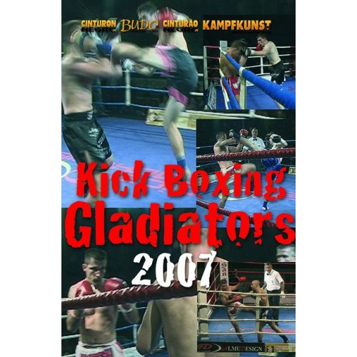 DVD : Kick Boxing Gladiators