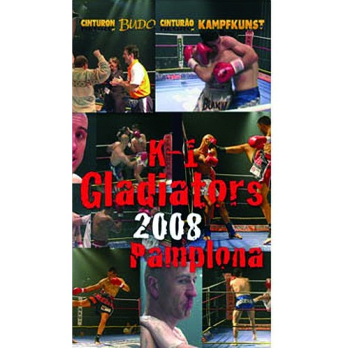 DVD : K1 Gladiators