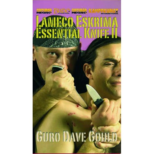 DVD : Lameco Eskrima. Essential knife