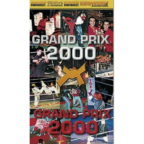 DVD : Grand Prix 2000