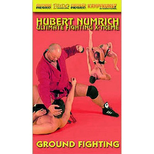 DVD : Ground fighting