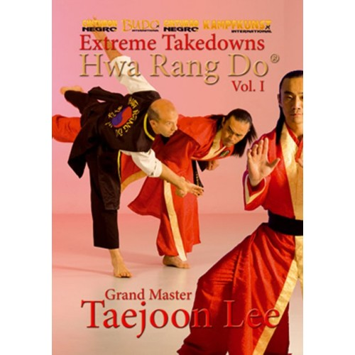 DVD : Hwa Rang Do. Extreme Takedowns