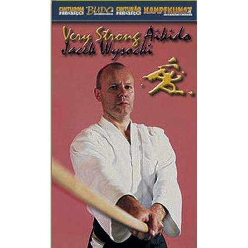 DVD : Very strong Aikido