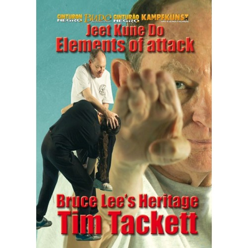 DVD : Jeet Kune Do 4. Elements of attack
