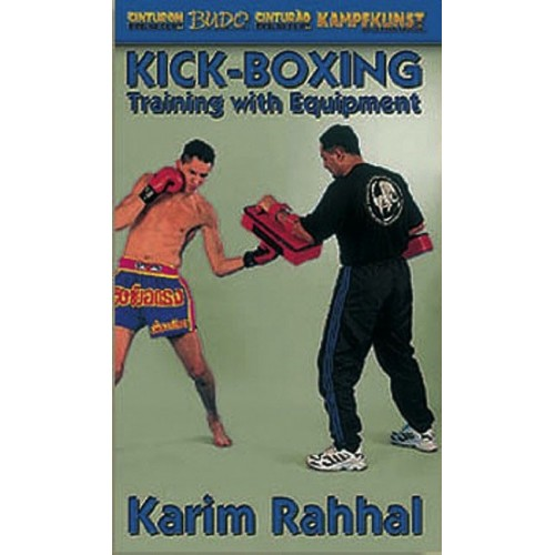 DVD : Kick Boxing. Training with equipment