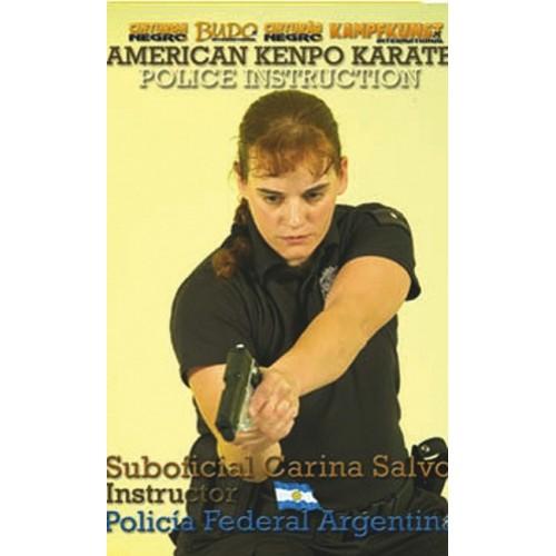 DVD : American Kenpo Karate. Police instruction