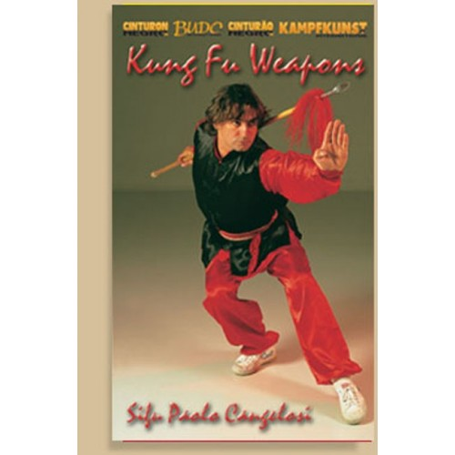 DVD : Kung Fu weapons