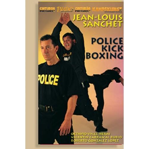 DVD : Police Kick Boxing