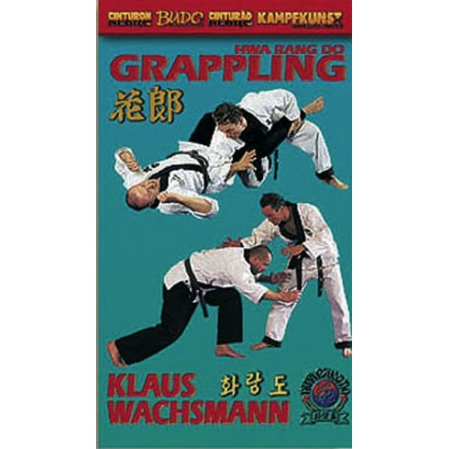 DVD : Hwa Rang Do. Grappling