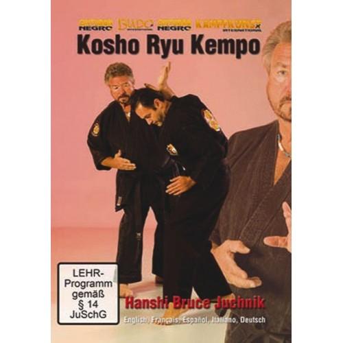 DVD : Kosho Ryu Kempo
