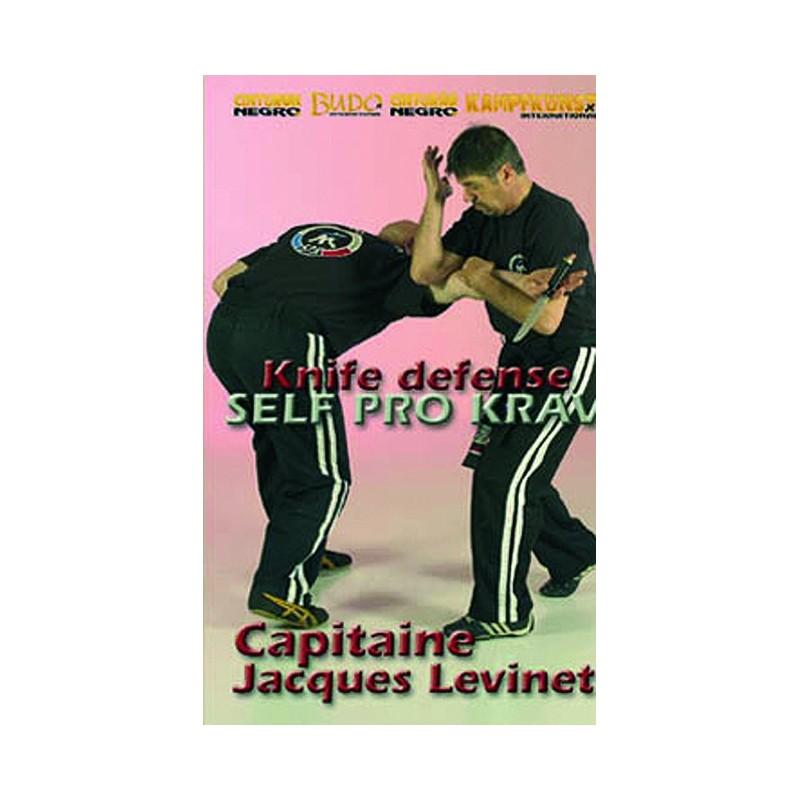 DVD : Self Pro Krav. Knife defense