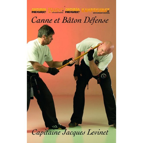 DVD : Canne et baton defense
