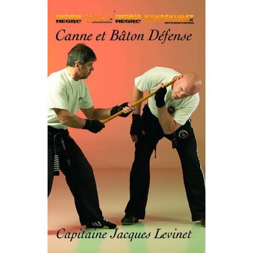 DVD : Canne et baton defense