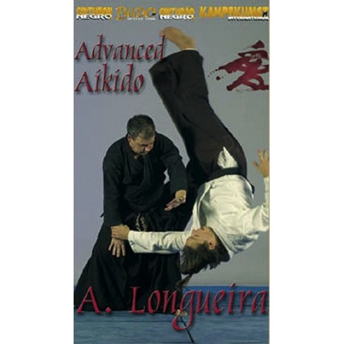DVD : Advanced Aikido