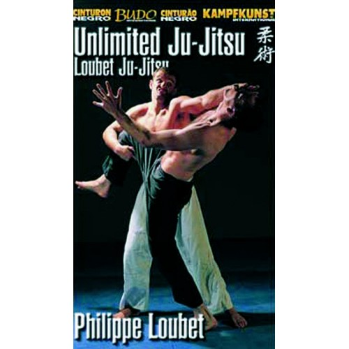 DVD : Unlimited Ju Jitsu