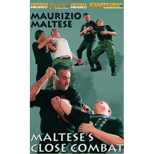 DVD : Maltese's Close Combat