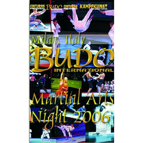 DVD : Martial Arts Night 2006