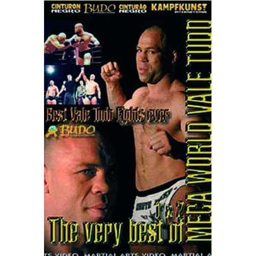 DVD : Very Best of Meca World Vale Tudo